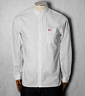 Fred Perry Pindot Shirt