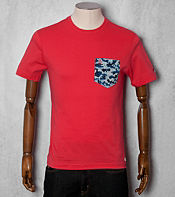 Original Penguin Camo Pocket T-Shirt - Exclusive