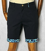 Original Penguin Camo Chino Shorts - Exclusive