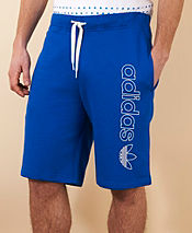 adidas Originals Fleece Logo Shorts