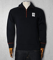 G-STAR Rise Half Zip Knit