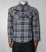 G-STAR Aero Phantom Check Shirt