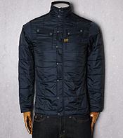 G-STAR Quilted Overshirt Jacket