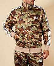 adidas Originals Camo Firebird Track Top