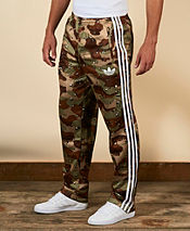 adidas Originals Camo Firebird Track Pants