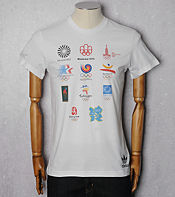 Adidas Originals Olympic Logo T-Shirt