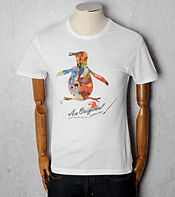 Original Penguin Brush Strokes T-Shirt