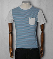 Original Penguin Stripe Pocket T-Shirt