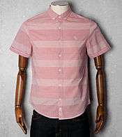 Original Penguin Poplin Stripe Shirt