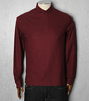 Fred Perry Long Sleeved Polo Shirt - Exclusive