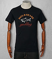 Paul and Shark Branded T-Shirt