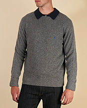 Original Penguin Lamb Crew Knit