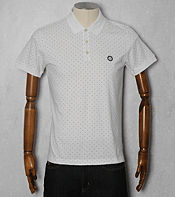 Pretty Green Pin Dot Polo Shirt