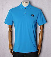 Paul and Shark Logo Polo Shirt
