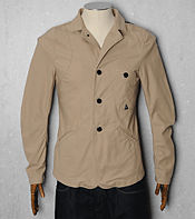 Denham Tailor Canvas Blazer