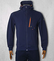 Duck and Cover Jeppe Pique Hoody