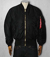 Alpha MA-1 Reversible Flight Jacket