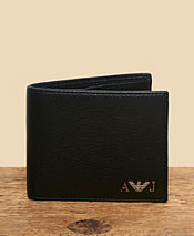 Armani Jeans Leather Wallet
