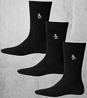 Original Penguin Three Pack of Socks