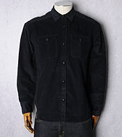 Maharishi Cord Long Sleeve Shirt