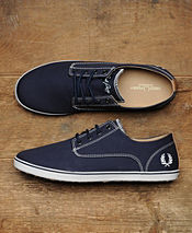 Fred Perry Watts
