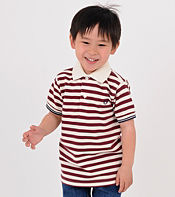 Fred Perry Kids Stripe Polo Shirt