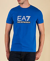 Emporio Armani EA7 Rubber Logo T-Shirt - Exclusive