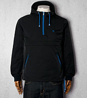 Original Penguin Half Zip Hooded Ratner Jacket - Exclusive