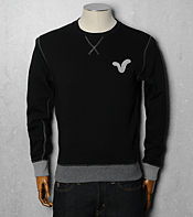 Voi Jeans Touchdown Crew Sweat - Exclusive