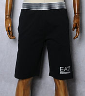 Emporio Armani EA7 EVO Fleece Shorts- Exclusive