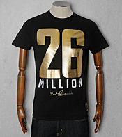 26 Million Runal Foil T-Shirt