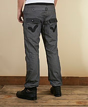 Voi Jeans Industry Swirl Cuffed Jeans - Regular