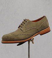 One True Saxon Beckermann 2 Suede