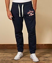 Duffer of St George New Standard Twill Fleece Track Pants - Exclusive