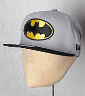 New Era Batman 9FIFTY Snapback Cap