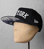 New Era New York Flip City 9FIFTY Snapback Cap