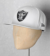 New Era Oakland Raiders 59FIFTY Fitted Cap