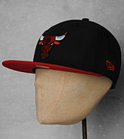 New Era NBA Chicago Bulls 59FIFTY Flip Fitted Cap