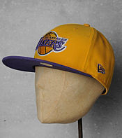 New Era NBA Los Angeles Lakers 59FIFTY Flip Fitted Cap