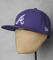 New Era MLB Atlanta Braves 59FIFTY Fitted Cap