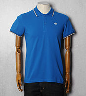 adidas Originals Twin Tip Polo Shirt