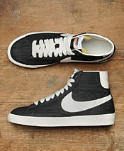 Nike Blazer Mid Canvas