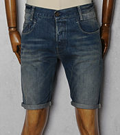 G-STAR New Radar Denim Shorts