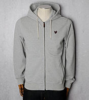 Lyle & Scott Full Zip Through Hoody