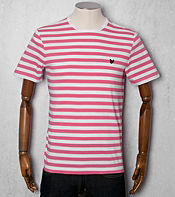 Lyle & Scott Striped Crew T-Shirt
