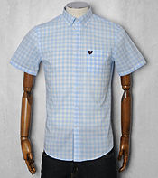 Lyle & Scott Gingham Short Sleeve Shirt