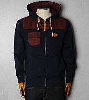 Duffer of St George Escapade 2 Full Zip Hoody