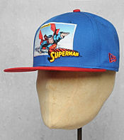 New Era 950 Comic Superman Cap