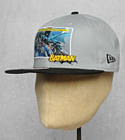 New Era 950 Comic Batman Cap
