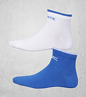 Lacoste Croc 2 Pack Ankle Socks